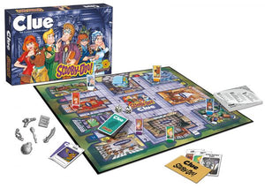CLUE: Scooby-Doo 50th Anniversary - Shag Alternative Superstore