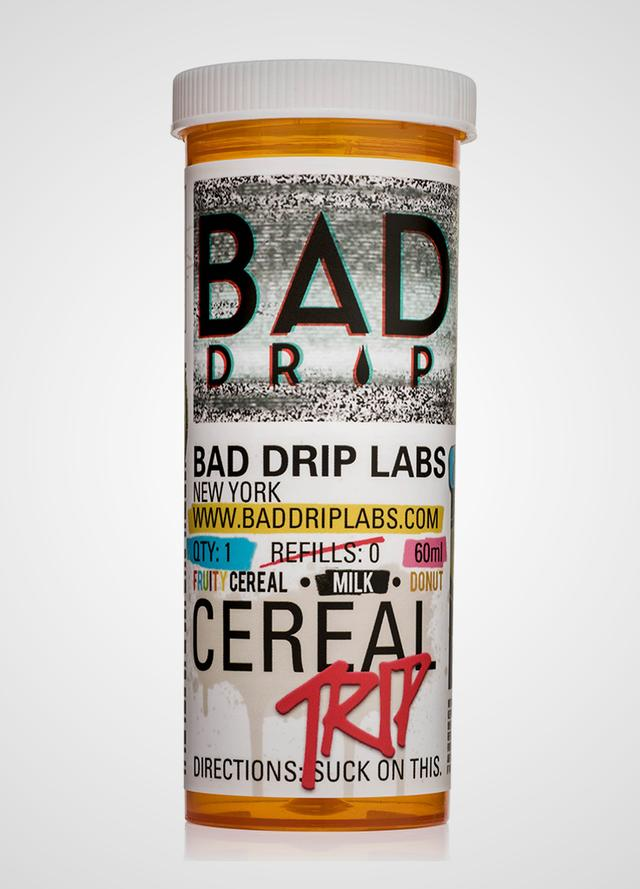 Bad Drip: Cereal Trip 60ml - Shag Alternative Superstore