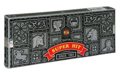 Satya Super Hit Incense - Asst Sizes - Shag Alternative Superstore