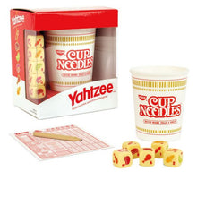 Load image into Gallery viewer, Yahtzee: Cup Noodles Edition