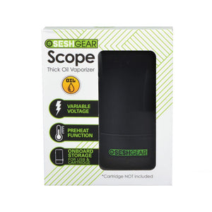 SeshGear Scope Cartridge Vape - Shag Alternative Superstore