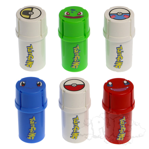 Medtainers: Smokémon Collection - Shag Alternative Superstore