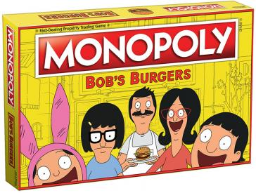 MONOPOLY: Bob's Burgers Edition - Shag Alternative Superstore