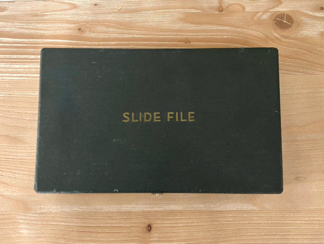 Slide File Box