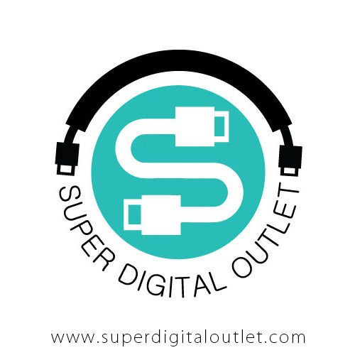LOGO DESIGN:// SUPER DIGITAL OUTLET