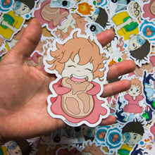 Load image into Gallery viewer, STICKER:// Ponyo Ham