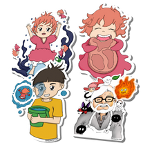 Load image into Gallery viewer, Sticker:// Ponyo Set