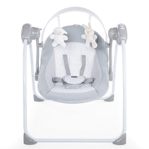 CHICCO Relax & Play Swing Cool Grey