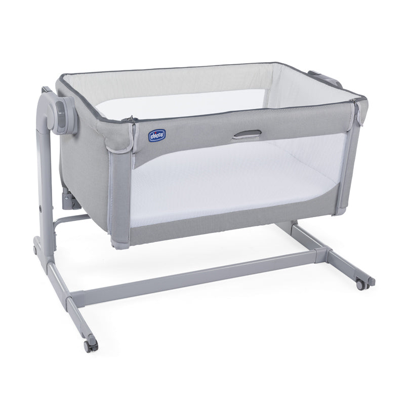 CHICCO NEXT2ME Magic Crib  COOL GREY