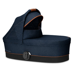 Cybex COT S DENIM Denim Blue