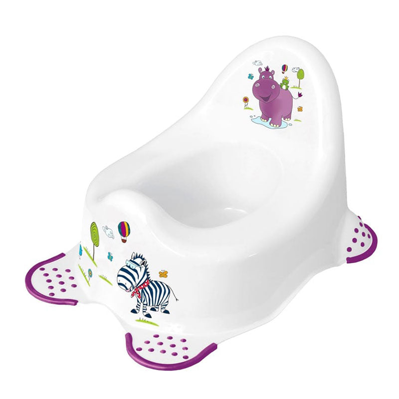 Hippo potty