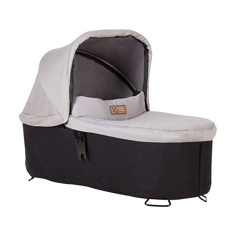 Mountain Buggy Duet CC Plus - Silver