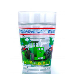 Tractor Ted glitter beaker tractor