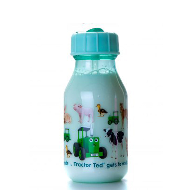 Tractor Ted waterbottle baby animals