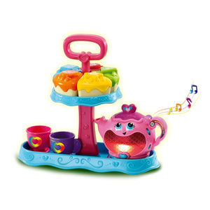 Leap Frog Rainbow Tea Party
