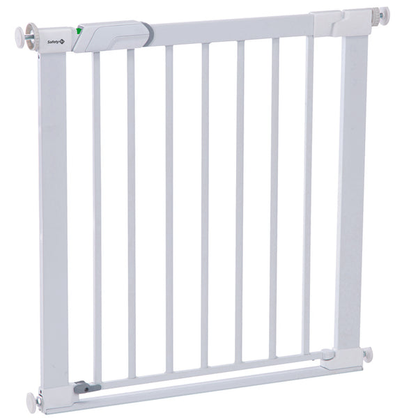 Safety 1st flat step metal gate WHITE