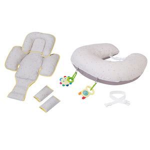 ClevaCushion Nursing Pillow & Baby Nest
