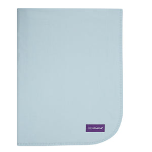 Tencel Toilet Training Sleep Mat 70x90cm Blue