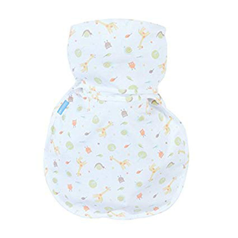 Have a giraffe hip healthy swaddle