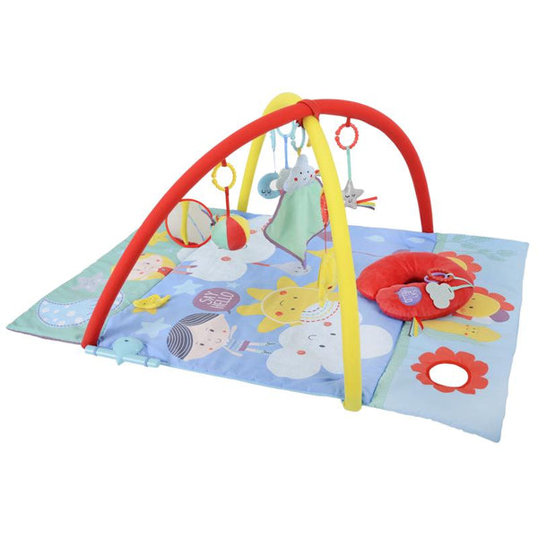 Say Hello 4 in 1 Discovery World Playmat