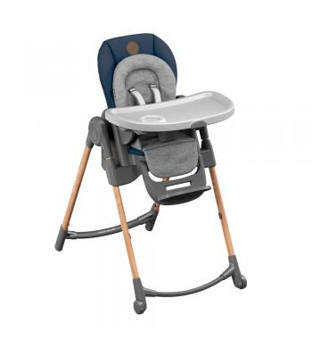 Maxi Cosi Minla Highchair-Essential Blue