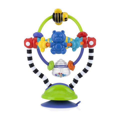 Nuby SILLY SPIN WHEEL