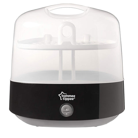 Tommee Tippee Electric Steam Steriliser Black