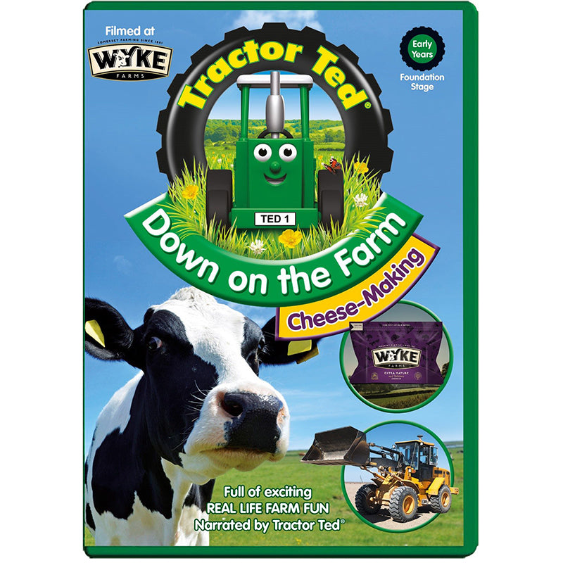 tractor ted down on the farm DVD