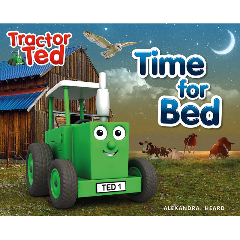 tractor ted time for bed storybook