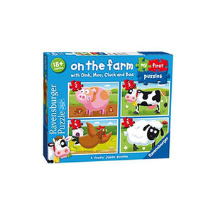 On The Farm First Puzzle