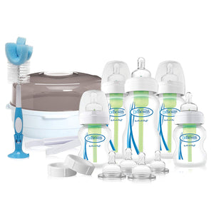 Dr Browns Options + newborn gift set