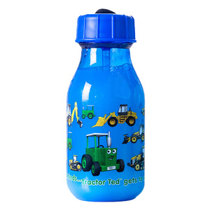 Tractor Ted waterbottle digger