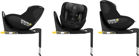 Maxi Cosi Mica car seat Authentic Black