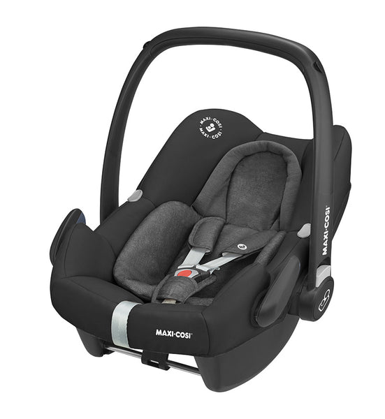 Rock Car Seat Nomad Black