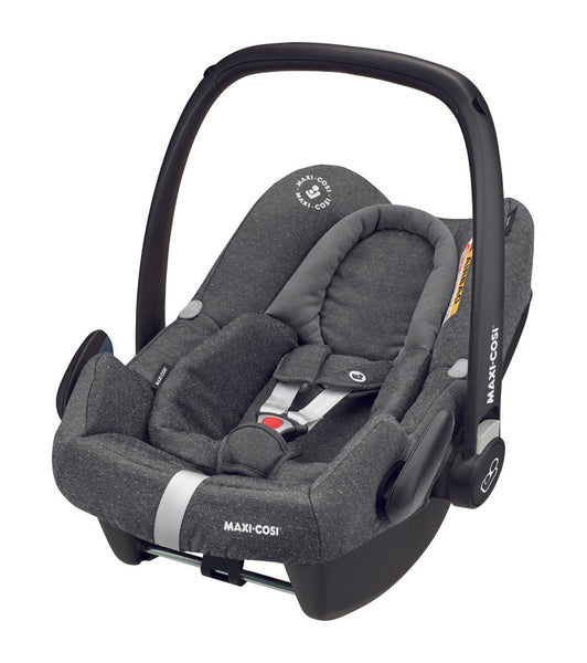 Rock Car Seat Sparkling Grey