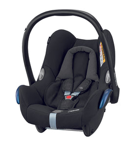 Cabriofix Car Seat Essential Black