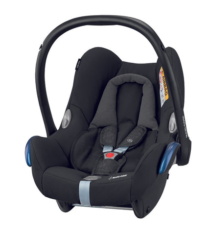 Maxi Cosi Cabriofix Car Seat Essential Black
