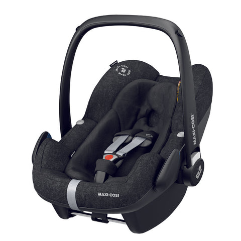 Pebble Plus Car Seat Nomad Black