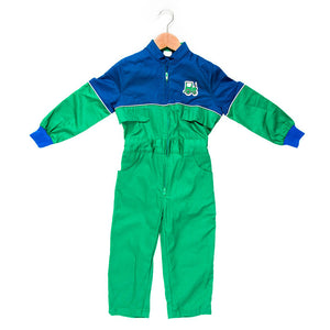 Tractor Ted farm overalls 2-3 years