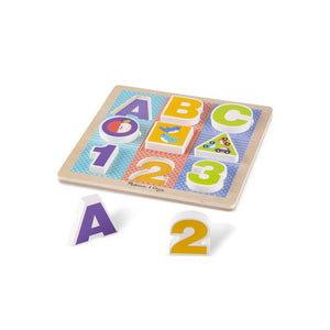 Chunky Puzzle ABC 123