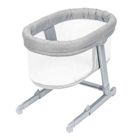 Babylo Snug Sleeper Flint Grey/Silver