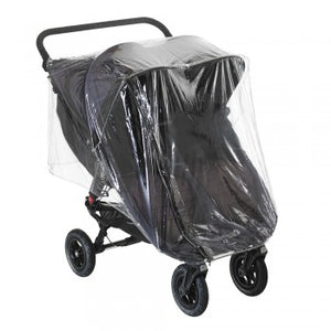 Baby Jogger City Mini 2 Double Raincover