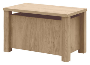 Babystyle Bordeux Toy Chest OAK