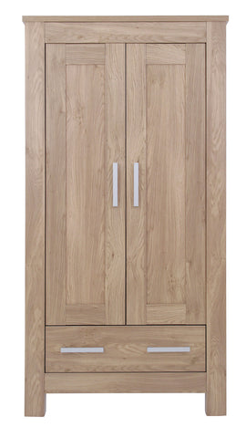 Babystyle Bordeux  Wardrobe OAK