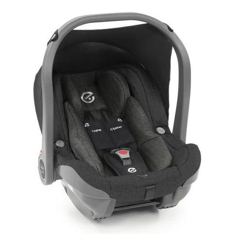 Oyster3 Capsule i-size Carseat-Caviar