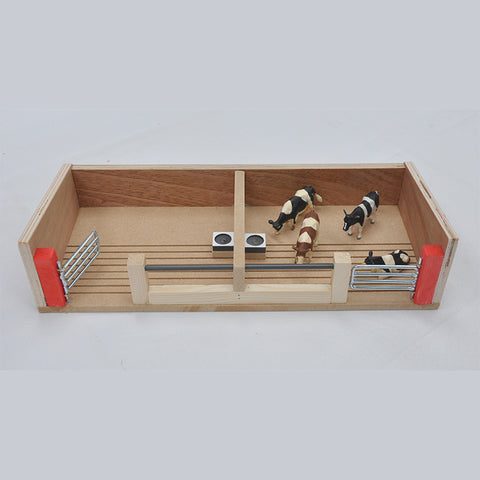 millwood Cattle house with 2 pens