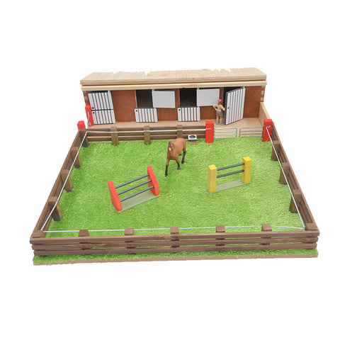 millwood small stable & Horse arena fs51