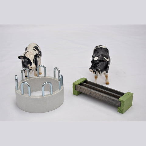 Millwood Big Ring Feeder & Meal Trough