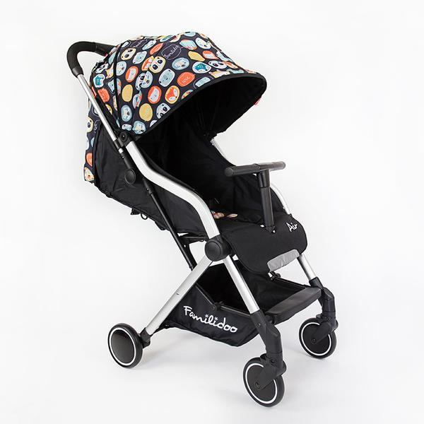 Familidoo air Stroller - Dark grey denim