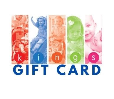 Kings Baby Shop Gift Card